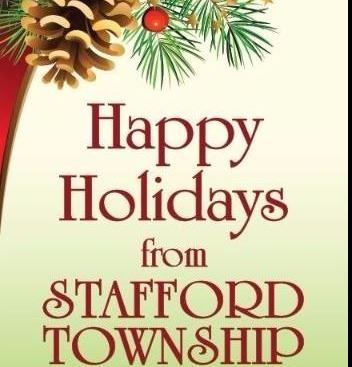 Happy Holidays Stafford