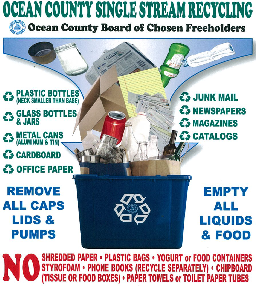 Recycle Ocean County